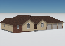 Hover Rendering of Home
